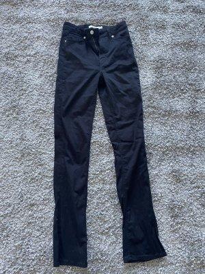Nakd Jeans a zampa d'elefante nero