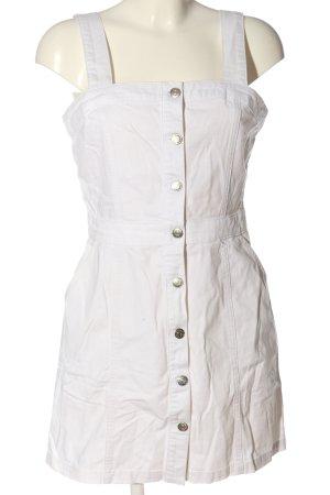 Nakd Denim Dress white casual look