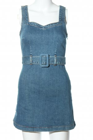 Nakd Jeanskleid blau Casual-Look