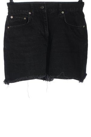 Nakd Denim Skirt black casual look