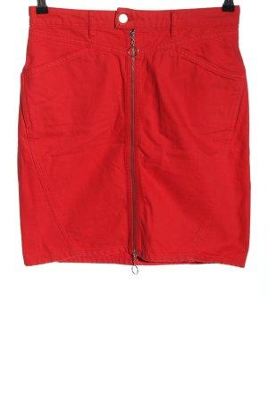 Nakd Denim Skirt red casual look