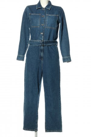 Nakd Jumpsuit blau Casual-Look