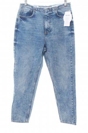 Nakd Carrot Jeans blue casual look