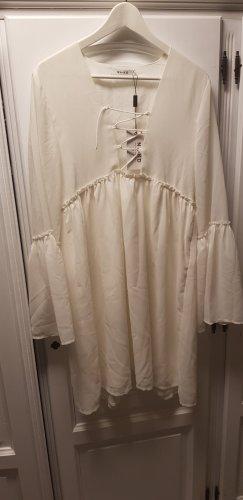 Nakd Kleid in weiß