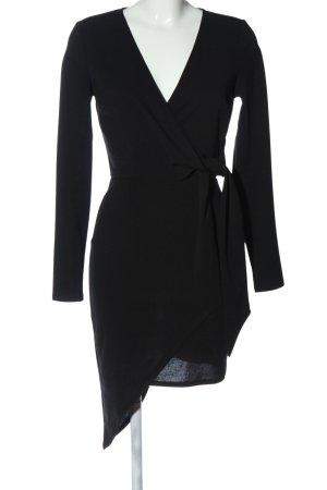 Nakd Longsleeve Dress black elegant