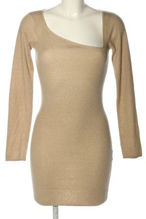 Nakd Longsleeve Dress nude casual look