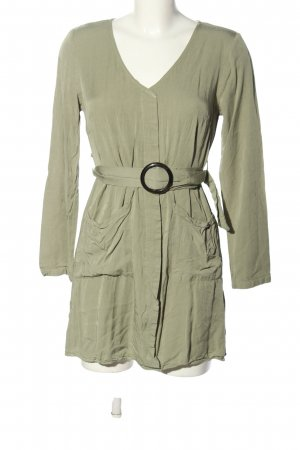 Nakd Langarmkleid khaki Casual-Look