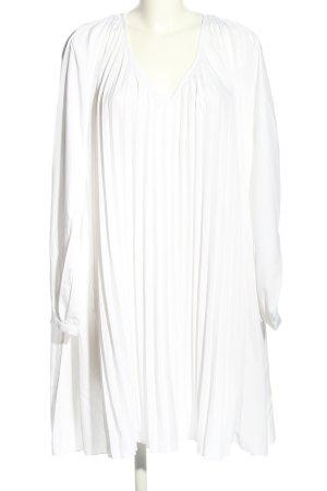 Nakd Longsleeve Dress white casual look