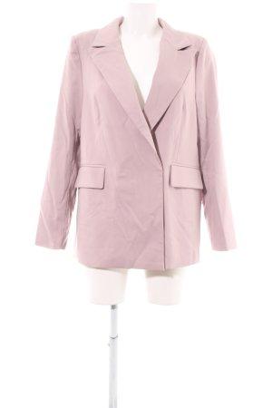 Nakd Long-Blazer pink Business-Look