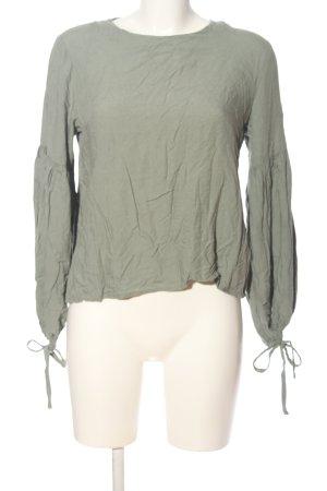 Nakd Slip-over Blouse khaki casual look