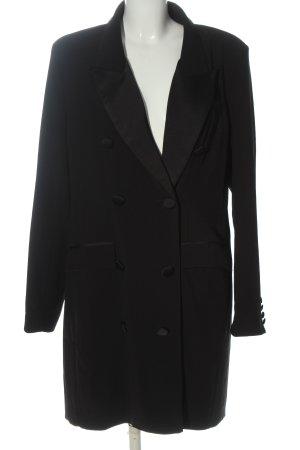 Nakd Robe manteau noir style décontracté
