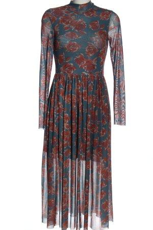 Nakd Midi Dress allover print elegant