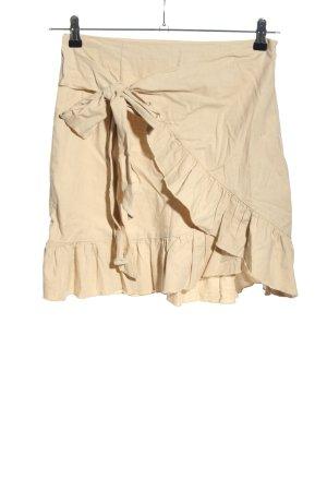 Nakd Miniskirt cream casual look