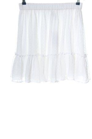 Nakd Miniskirt white casual look