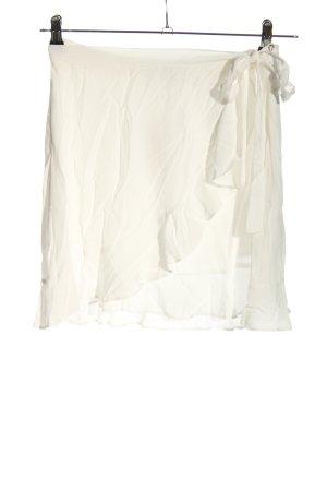 Nakd Miniskirt white elegant