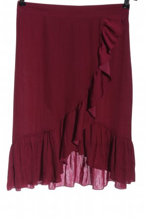Nakd Flounce Skirt red casual look