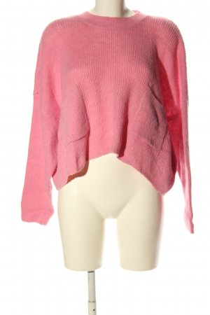 Nakd Oversized Sweater pink casual look