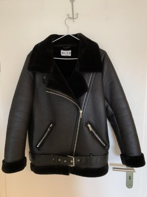 Nakd Flight Jacket black