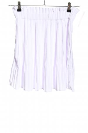 Nakd Pleated Skirt lilac casual look