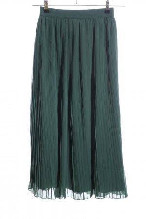 Nakd Pleated Skirt green elegant