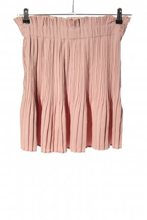 Nakd Pleated Skirt pink casual look