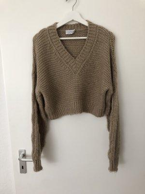 NAKD Pullover mit V-Ausschnitt