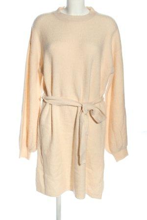 Nakd Pulloverkleid creme Casual-Look