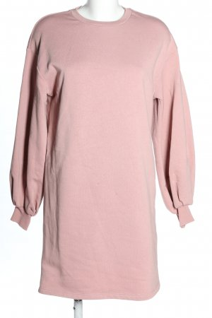 Nakd Swetrowa sukienka różowy W stylu casual