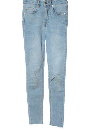 Nakd Jeans a sigaretta blu stile casual