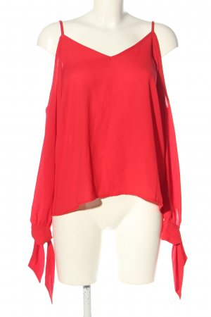 Nakd Slip-over Blouse red casual look