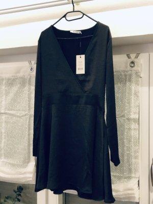 Nakd Robe mi-longue noir polyester