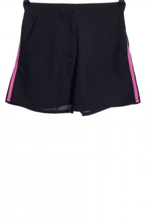 Nakd Shorts schwarz-pink Casual-Look