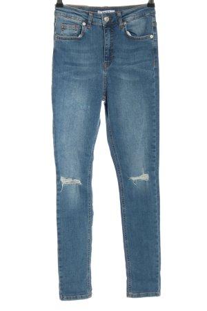 Nakd Jeans skinny blu stile casual