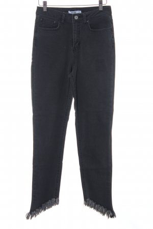 Nakd Jeans skinny grigio scuro stile casual
