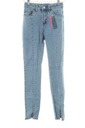Nakd Jeans skinny azzurro stile casual