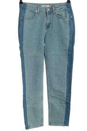 Nakd Slim Jeans blau Casual-Look