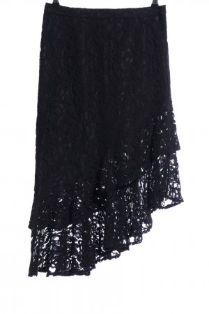 Nakd Lace Skirt black casual look