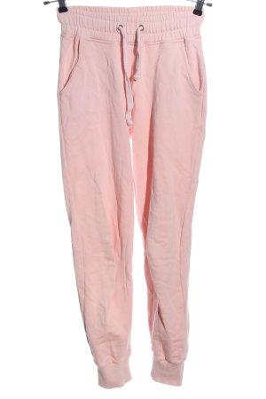 Nakd Spodnie sportowe różowy W stylu casual
