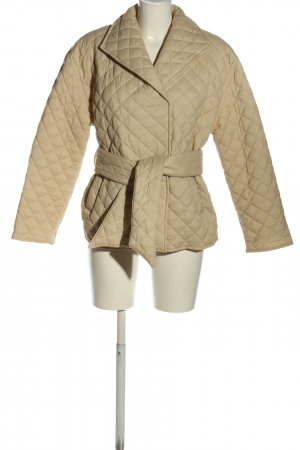 Nakd Quilted Jacket natural white quilting pattern casual look