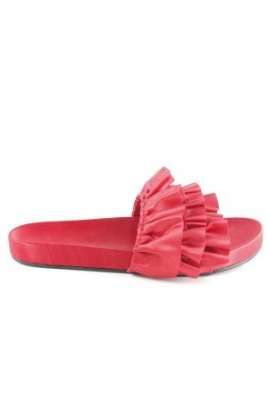 "Nakd Beach Sandals ""Linn Ahlborg Na-kd"" red"