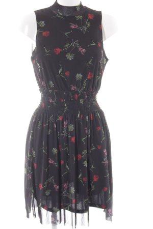 Nakd Stretch jurk bloemenprint casual uitstraling