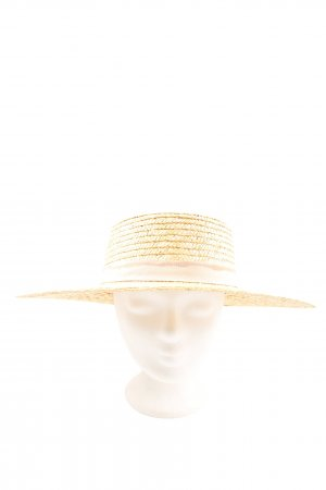Nakd Straw Hat natural white casual look