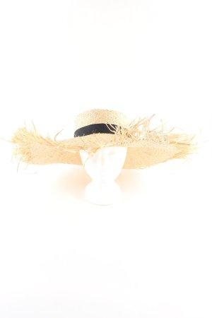 Nakd Cappello di paglia giallo pallido stile casual