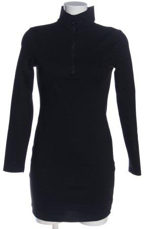 Nakd Sukienka dresowa czarny