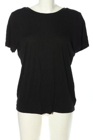 Nakd T-shirt nero stile casual