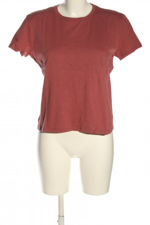 Nakd T-Shirt rot Casual-Look