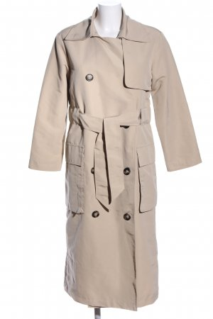 Nakd Trenchcoat wollweiß Casual-Look