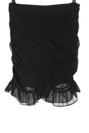 Nakd Flounce Skirt black elegant
