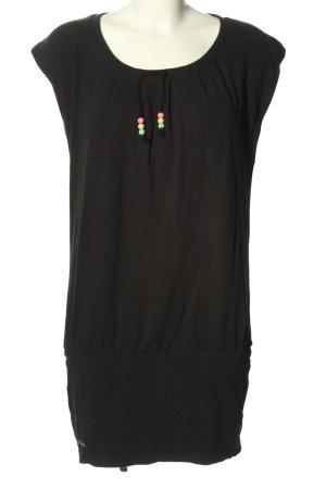 Nakecano Longshirt schwarz Casual-Look