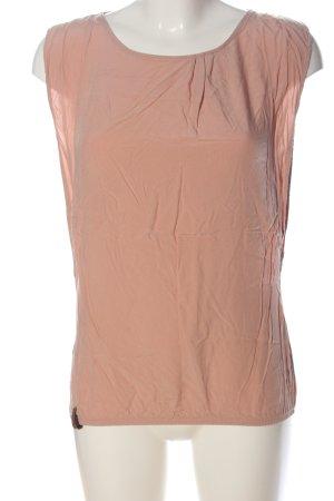 Naketano ärmellose Bluse pink Elegant